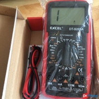 Đồng hồ vạn năng điện tử DT9205