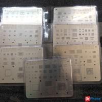 Combo 7 vỉ đổ chân ic lỗ vuông WL cho iphone, từ iphone 5G đến iphone 11
